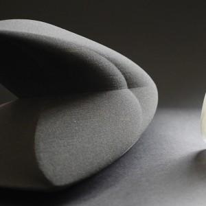 space shell (zand en kunststof)